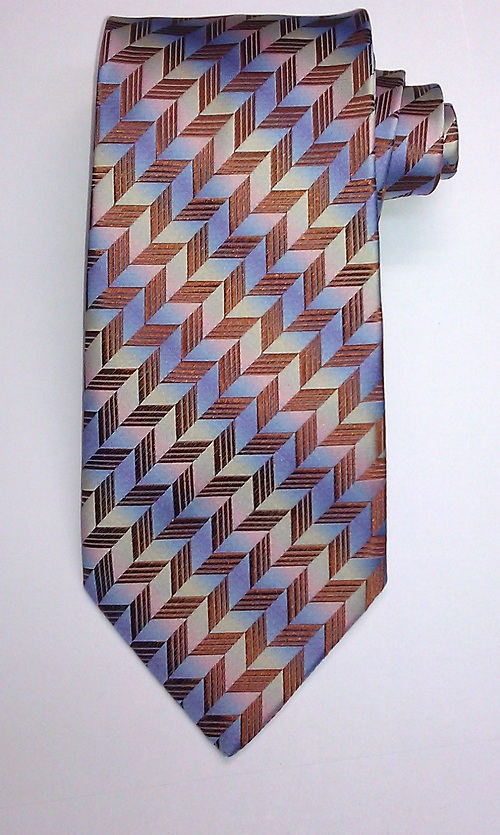 the Tie Jacquard 100% poly K058A
